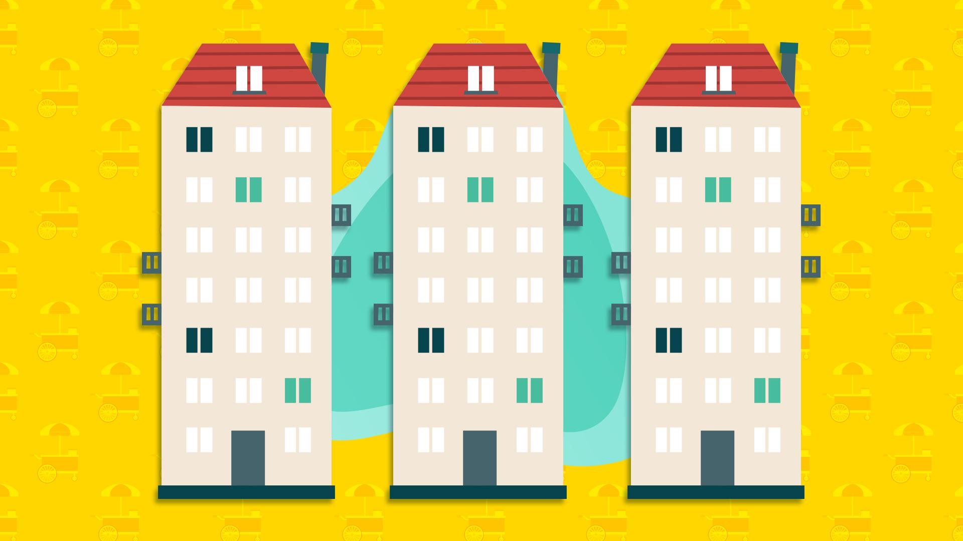 Apartment dwellers