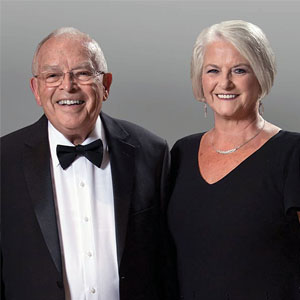 Ernie and Peggy Force
