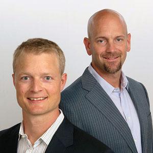 Shawn Cornett & Damien Pechacek