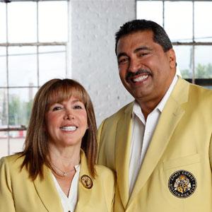 Cesar and Sonia Baffoni
