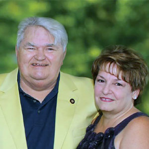 Ronny and Karen Kirkland