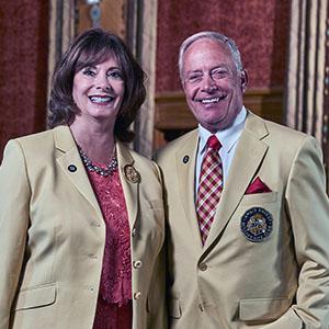 Beth and Greg Korcyl