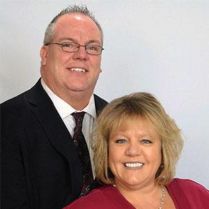 Jay and Teresa Sanborn